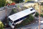 26 personnes blessées dans un accident de bus à Nice - ouest-france.fr