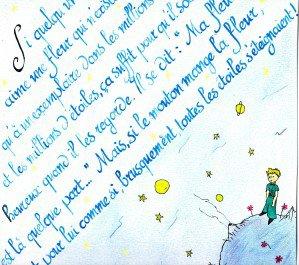 Le blog Calligraphie de Mimi