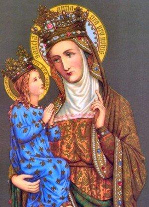 Sainte Anne : la Mère de la très Sainte Vierge, était vénérée en Gaule avant même l'apparition du christianisme - Christ Roi