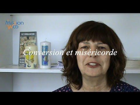 Conversion et miséricorde – témoignage de Mme Clarisse G.