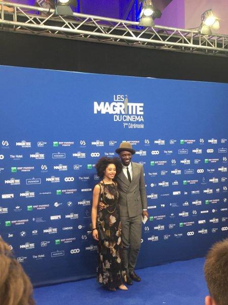 Strass et paillettes aux Magritte du Cinéma 2017: le photo call - Cinevox