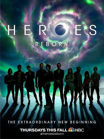 Heroes Reborn - Saison 1 VOSTFR - Films Streaming HD en Francais