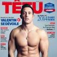 Top Chef 2013 - Valentin : ''J'ai fait une rupture d'anévrisme due au stress''