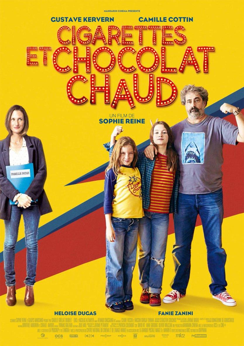 Cigarettes et chocolat chaud - film 2016 - AlloCiné