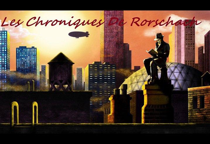 Les Chroniques De Rorschach: USA : Un météore traverse le ciel de la côte Est.