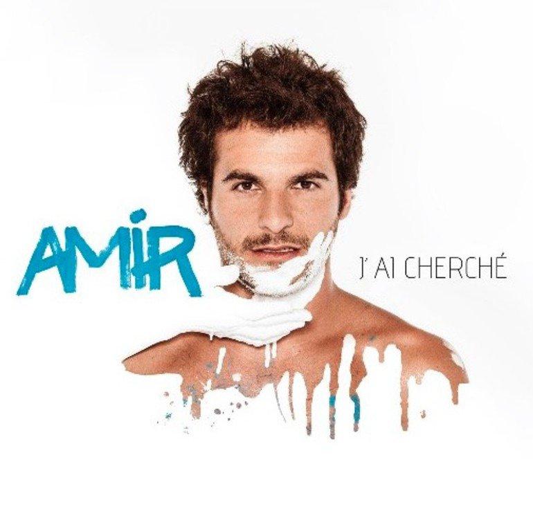 Amir Haddad représentera la France à l'Eurovision 2016