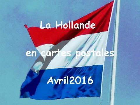 Retour sur un voyage en Hollande