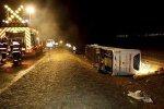 Un mort et six blessés graves dans un accident de car | L'Union