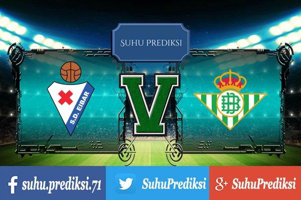 Prediksi Bola Eibar Vs Real Betis 21 November 2017