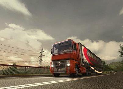 ma page facebook consacréer à  Euro truck simulator 2
