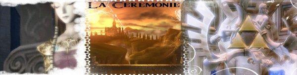 Le Retour des Ombres : Chapitre 2 : La Cérémonie