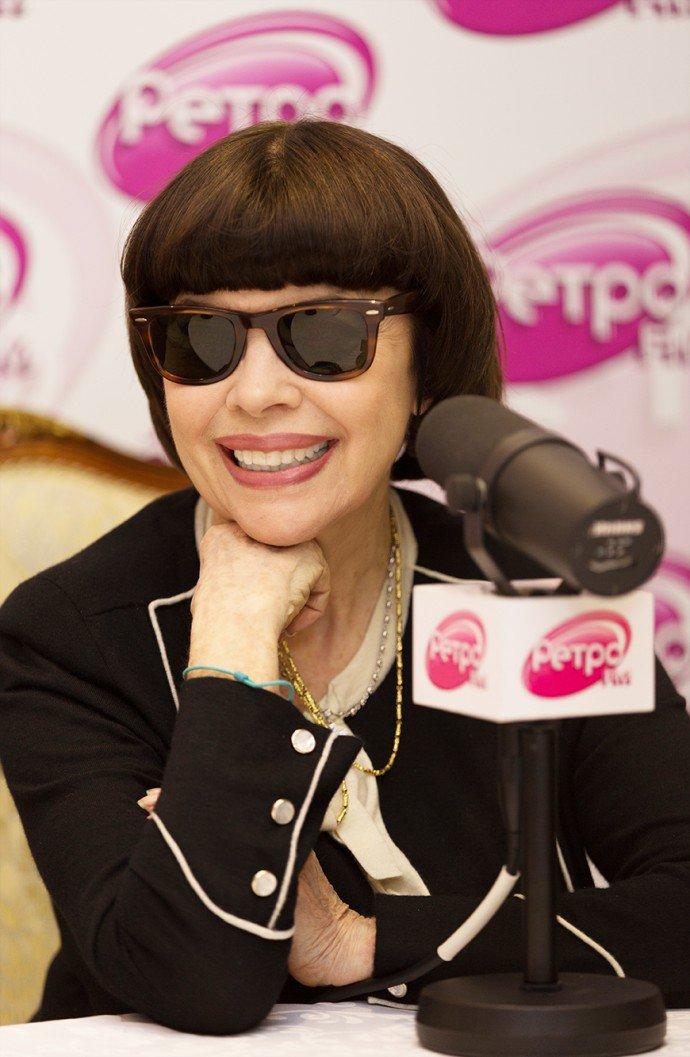 """Mireille Mathieu bei """"Retro FM""""  und ....."""