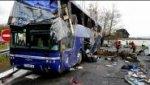 Finistère : un autocar se renverse à Quimper et fait trois blessés graves - BFMTV