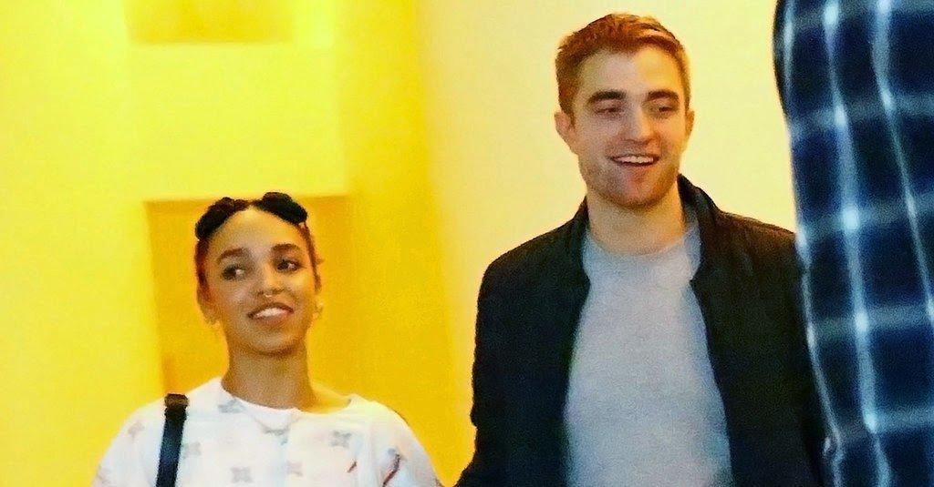 Robert Pattinson et sa petite amie victime d'un poisson d'avril ??