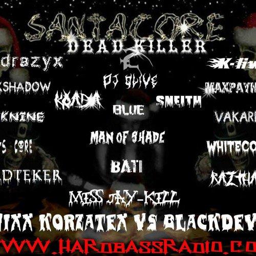 Maxpayne13 - Mix @ Hardbassradio.com Santacore 10122016
