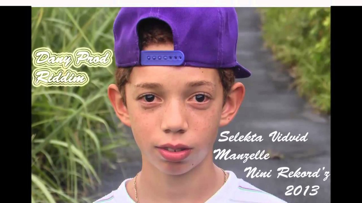 Selekta Vidvid Manzelle 2013 Nini Record'z