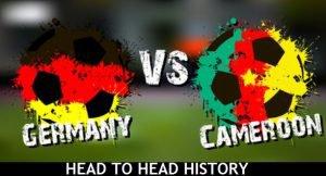 Prediksi Germany vs Cameroon 25 Juni 2017