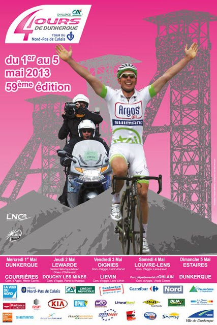 LIVE CYCLING CHANNEL: Watch Les 4 Jours de Dunkerque 2013 Live Streaming Cycling Online Broadcast