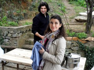 Fatima Gul and Karim Pics