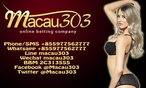 IDNCASINO Macau303 Situs Agen Judi Live Dealer Casino Online
