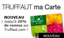 Grand jeu : Truffaut fête les fleurs – evenement jardinerie Truffaut