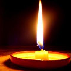 Bougies et encens émettent des substances toxiques: conseils de l'Ademe