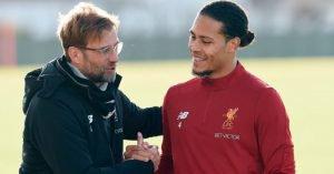 Van Dijk Merasa Sangat Senang Dapat Bergabung Bersama Liverpool
