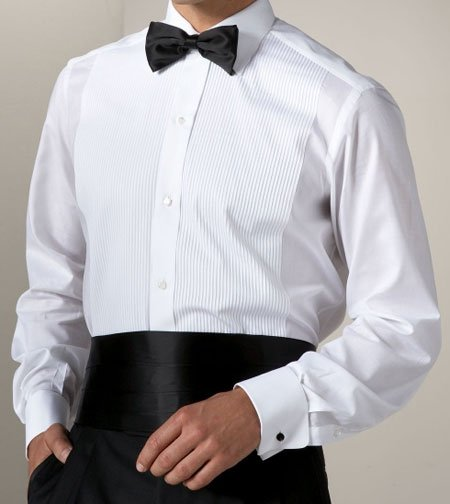 Shirts For Tuxedos