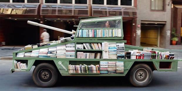 Une arme d'instruction massive sillonne l'Argentine