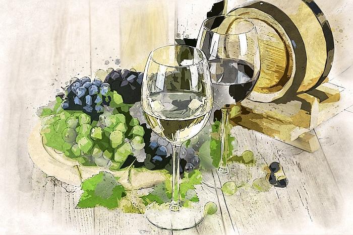 traitements naturels avec du vin-tratamente naturiste cu vin