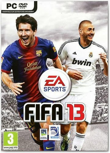Most Downloaded Games: FIFA 13