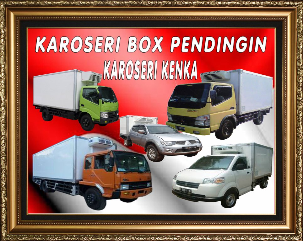 Harga Mobil Box Pendingin – Karoseri Mobil & Truck KenKa