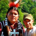 Superbe site Amérindien.