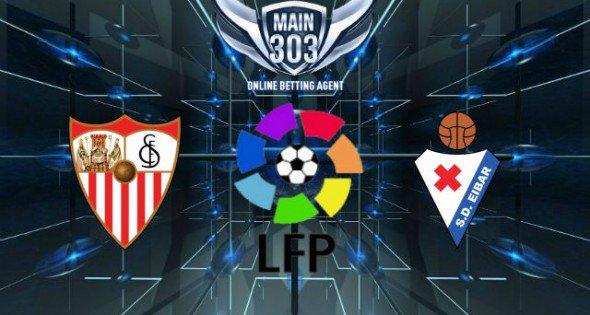 Prediksi Sevilla vs Eibar 14 Desember 2014 Primera Division
