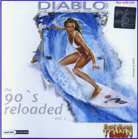 Diablo - The New Dance X-Plosion The 90s Reloaded 1