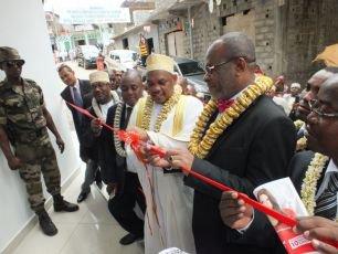 Centre des télécommunications à Ndzuani : Le chef de l'Etat met l'accent sur la concurrence - Al-Watwan, quotidien comorien, actualités et informations des Comores