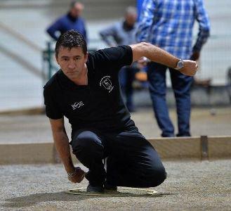 Ils ont changé de sport - Radié à vie par la Fédération de football, Lionel Ribérol est désormais un des meilleurs pétanqueurs de la Nièvre