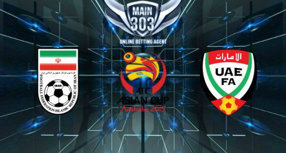 Prediksi Iran vs UAE 19 Januari 2015 Asian Cup