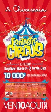 HOT ♥ Fantastic Circus ♦ La Churascaia ♣ Vendredi 10 Aout ♠ HOT | Facebook