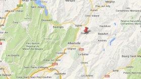 Accident. Une collision entre une voiture et un bus fait une blessée grave en Savoie - France 3 Alpes