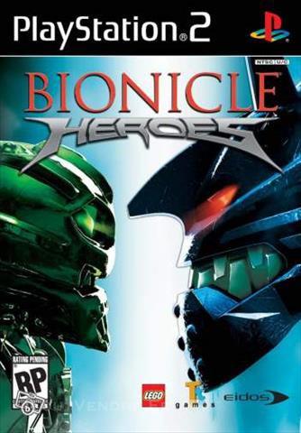 Jeu PS2 Bionicle Heros Evreux 27000