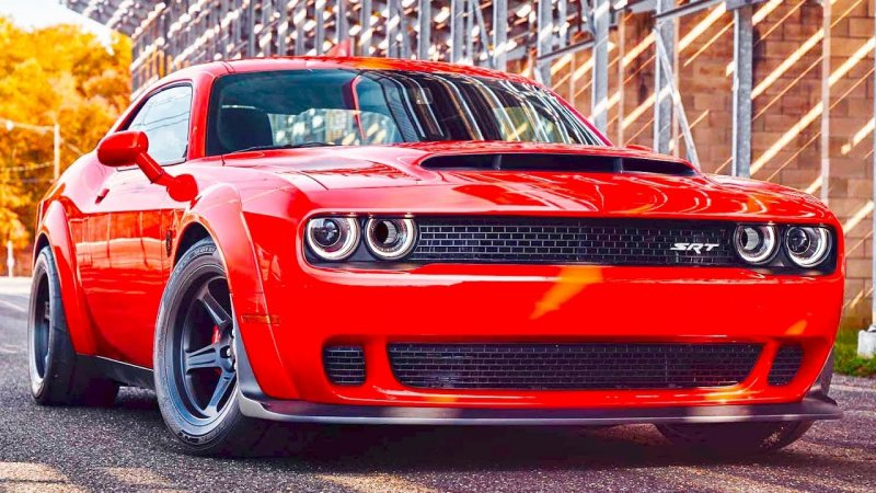 Dodge Challenger SRT Demon will cost you much cheaper than expected!