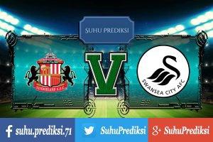 Prediksi Bola Sunderland Vs Swansea City 13 Mei 2017