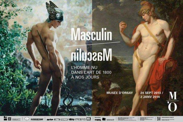 Le mâle débarque au Musée d'Orsay - du 24 septembre 2013 au 2 janvier 2014