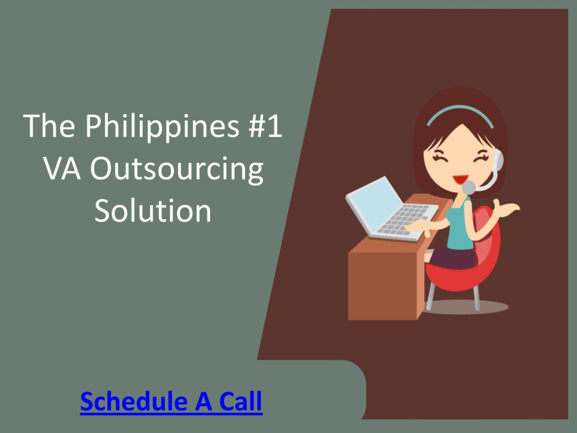 The Philippines #1 VA Outsourcing Solution
