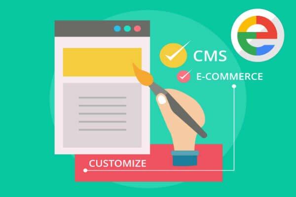 انشاء وتصميم وبرمجة انظمة ادارة المحتوى CMS | eMarketingo