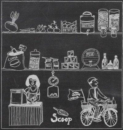 Sco-op - L'épicerie coopérative sans déchets