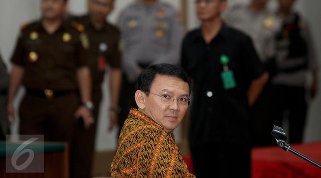 14 Ribu Personel Polri-TNI Diterjunkan Amankan Sidang Vonis Ahok - Berita Harian Indonesia