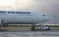 """""""Aucun espoir"""" pour le vol Air France Rio-Paris"""