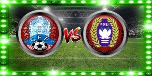 Prediksi Kamboja vs Indonesia 6 Juni 2017